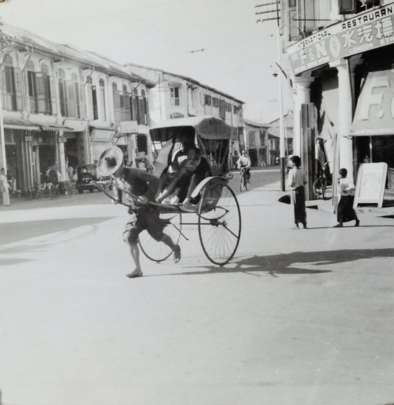 North Bridge Road - Singapore 1941-1945
